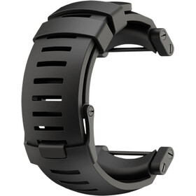 Suunto Core Fibbia in silicone, black